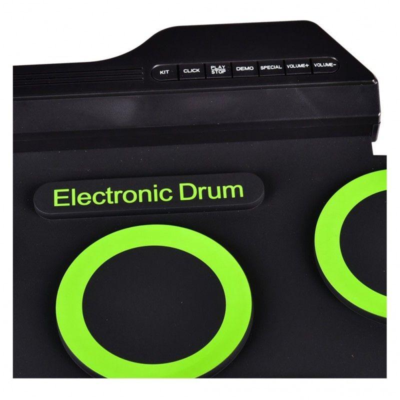NN ROLL UP DRUM PAD zwijana perkusja elektroniczna