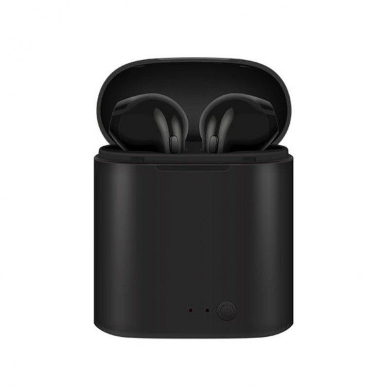 NN TWS7 BLACK słuchawki bezprzewodowe douszne BT