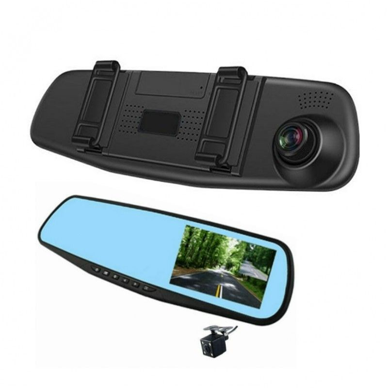NN VBD01 lusterko rejestrator jazdy kamera cofania