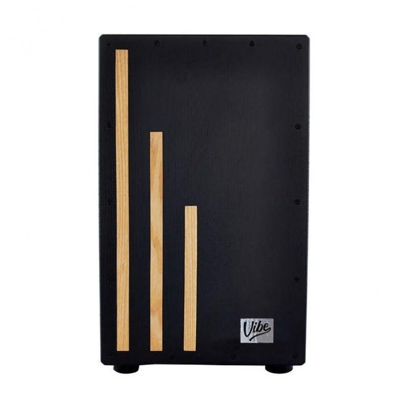 VIBE CJ 10 cajon strunowy skrzynia perkusyjna SET