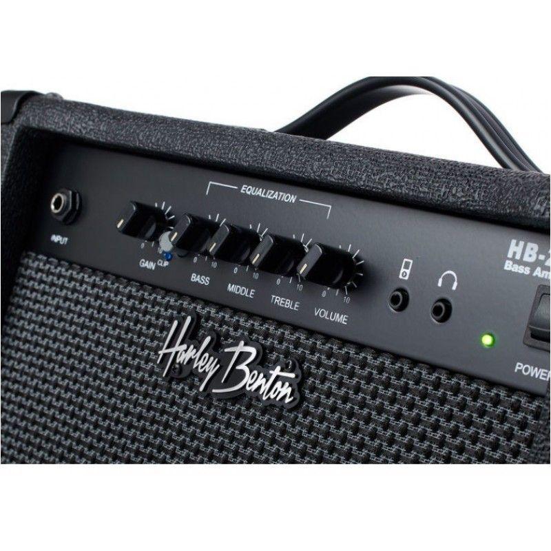 HARLEY BENTON HB-20R - wzmacniacz gitarowy combo