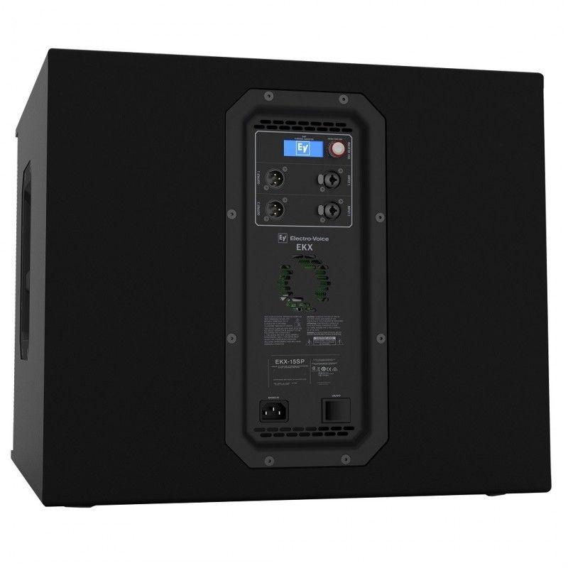 ELECTRO VOICE EKX 15 SP subwoofer aktywny 1300W