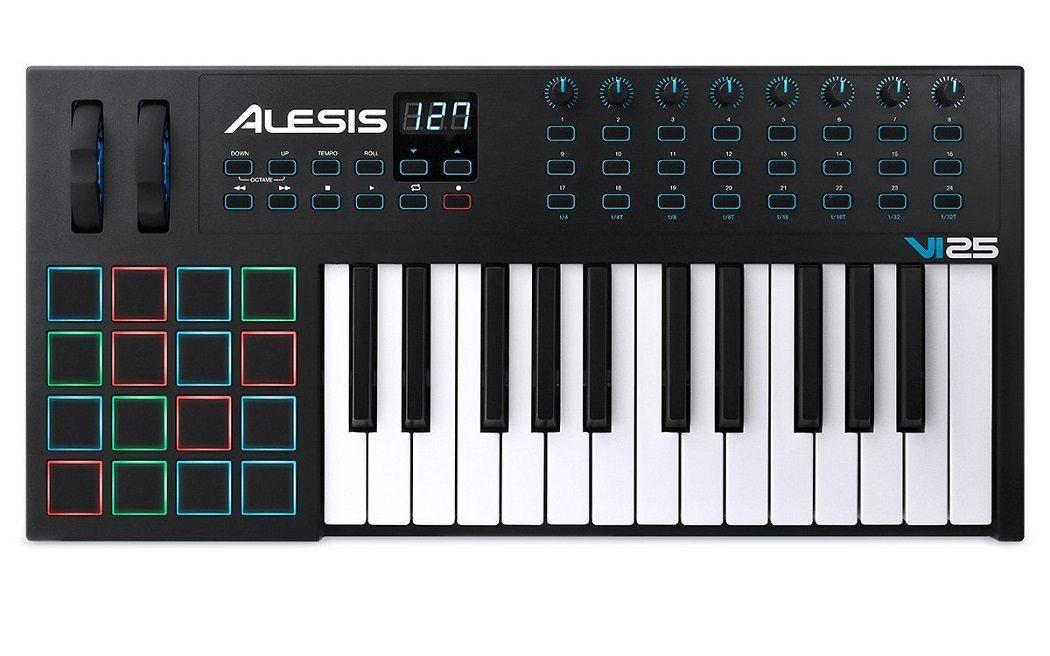ALESIS VI 25 klawiatura sterująca MIDI USB