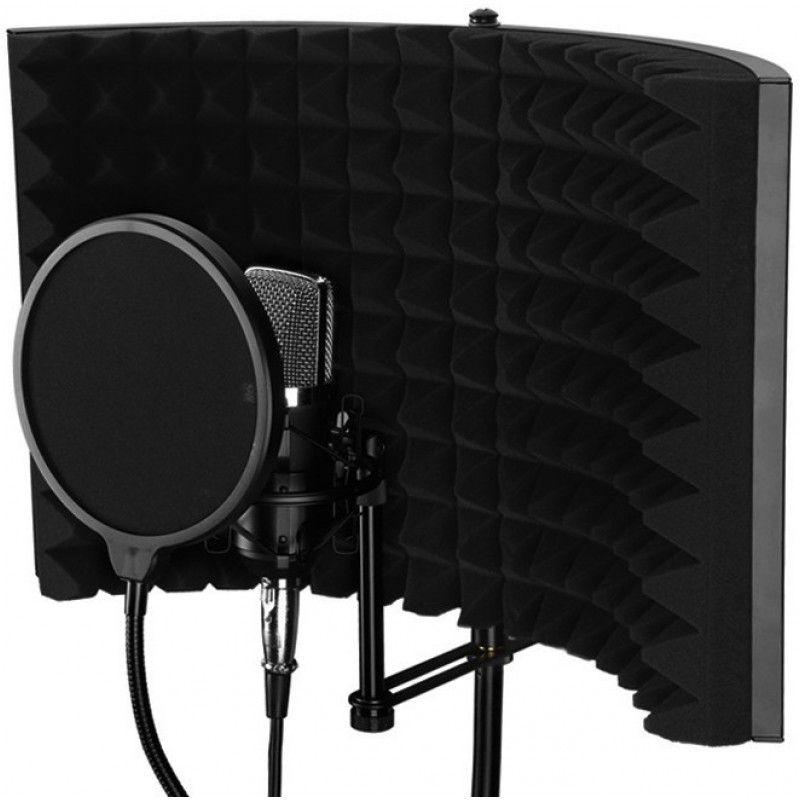 MOZOS kabina akustyczna ekran do mikrofonu screen