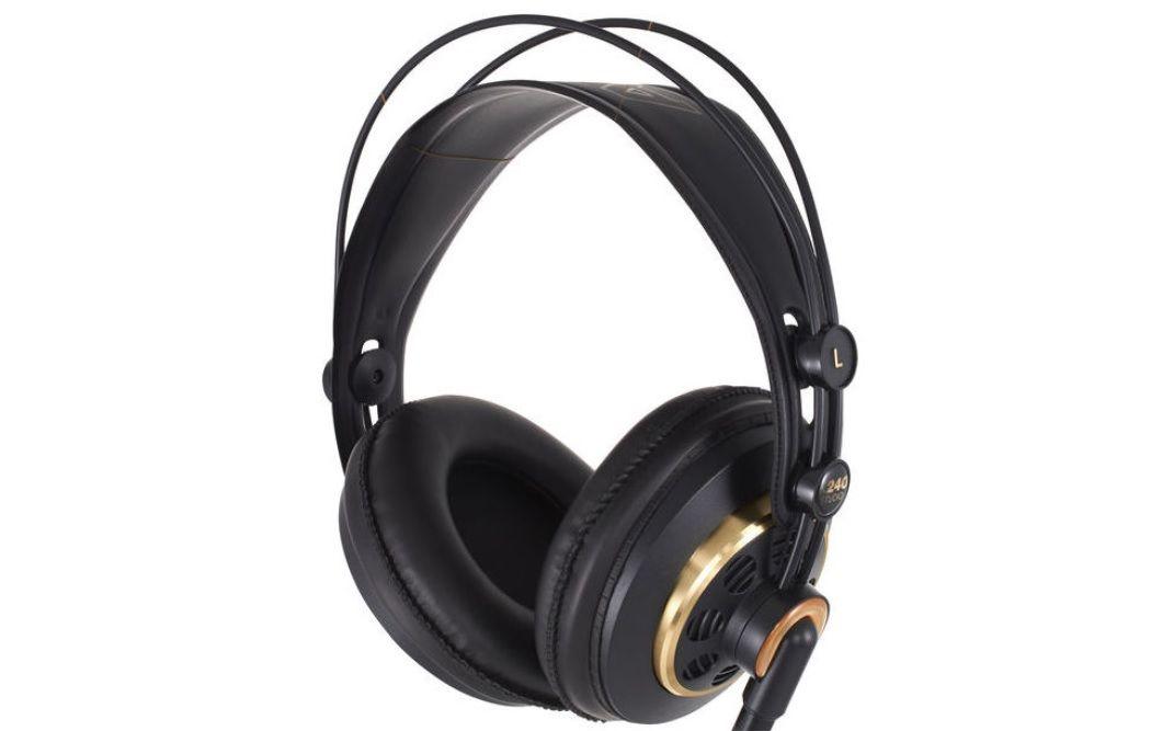 AKG K240 STUDIO słuchawki półotwarte 55 Ohm