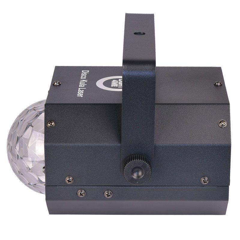 LIGHT4ME DISCO KULA LASER multiefekt świetlny LED