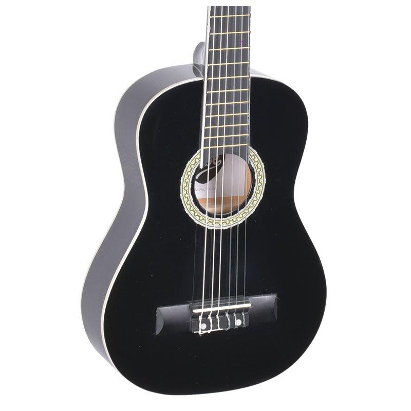 VIBE VC130 zestaw gitara klasyczna 1/4 z pokrowcem