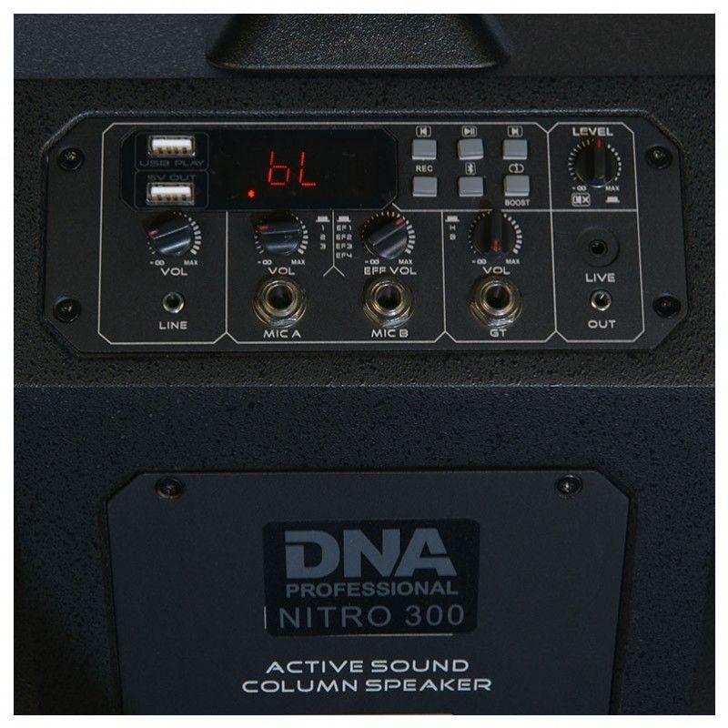 DNA NITRO 300 aktywny zestaw nagłośnieniowy
