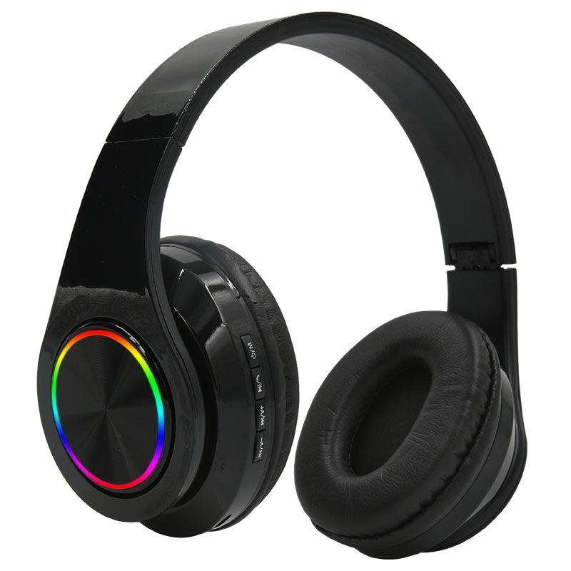 NN B39 bezprzewodowe słuchawki Bluetooth do telefonu smatrfona składane