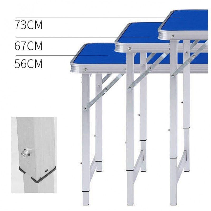 NN PT1 stolik turystyczny campingowy z krzesełkami