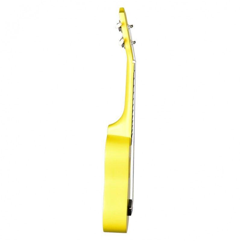 NN UK 01 YELLOW ukulele sopranowe żółte pokrowiec