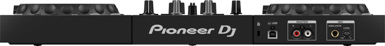PIONEER DDJ 400 - kontroler DJ, konsola mikserska
