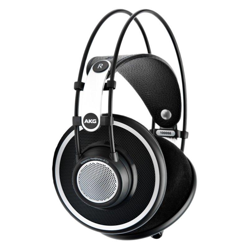 AKG K702 słuchawki otwarte referencyjne 62Ohm