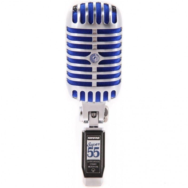 SHURE 55 SUPER mikrofon dynamiczny retro
