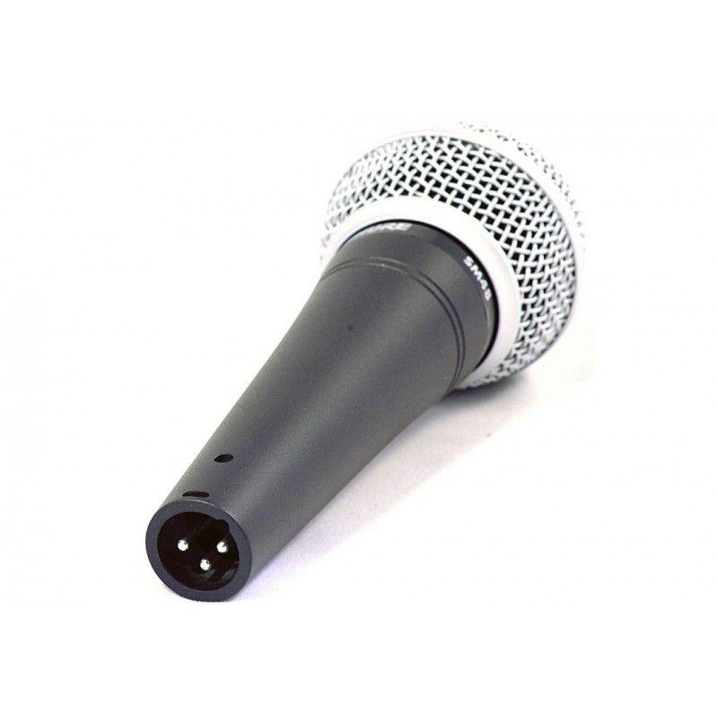SHURE SM 48 LC mikrofon dynamiczny bez włącznika