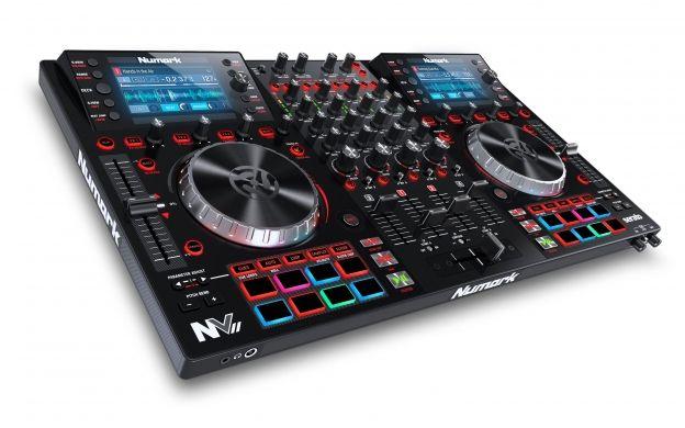 NUMARK NV II kontroler DJ + Serato DJc