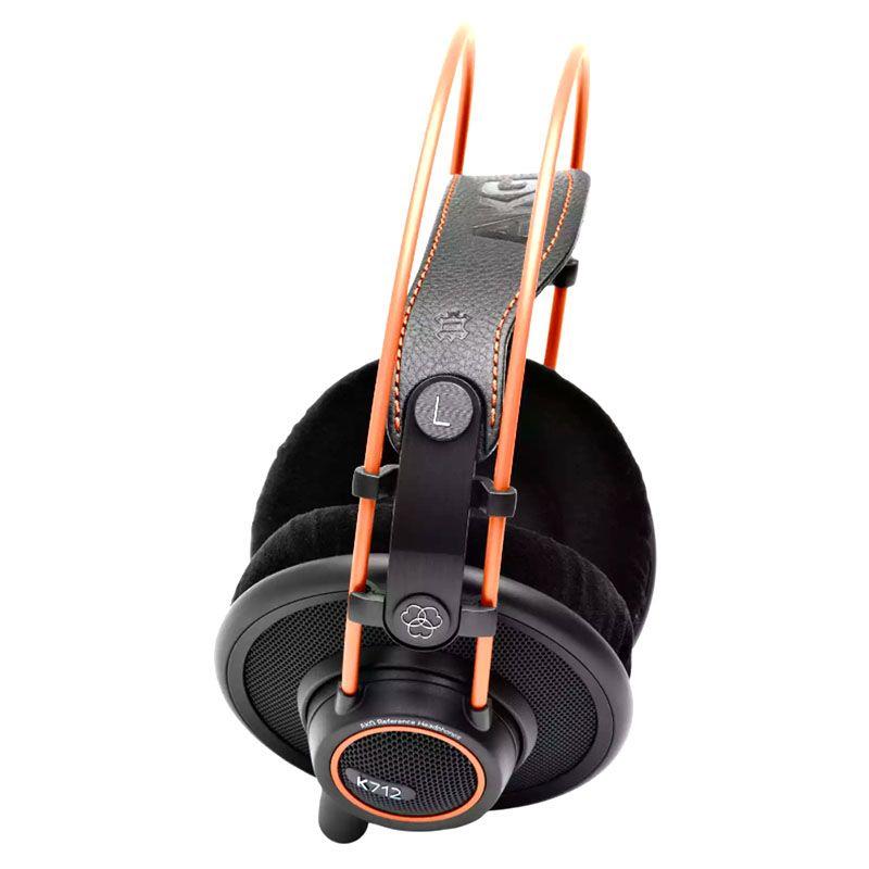 AKG K712 PRO słuchawki studyjne otwarte wokółuszne