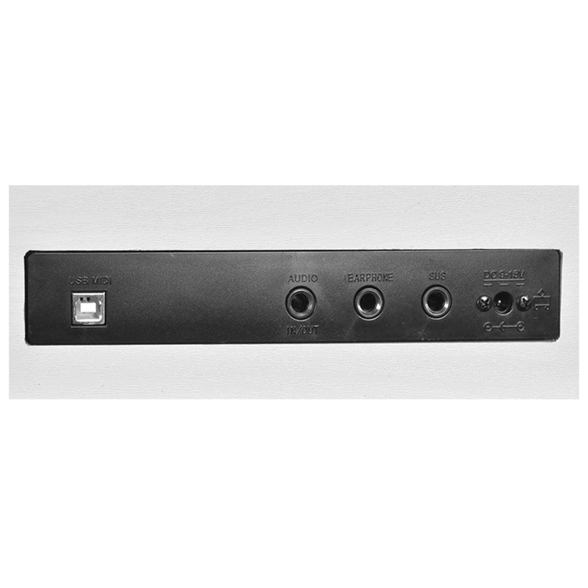 BLANTH BL-8808 WH pianino cyfrowe do nauki USB MIDI białe