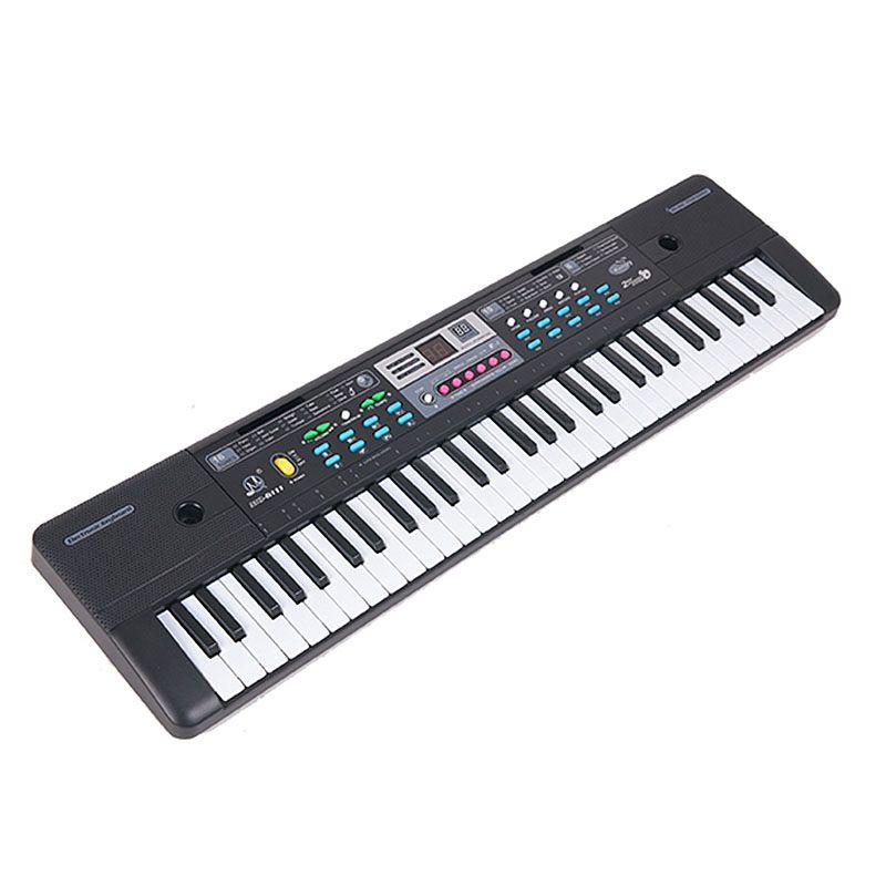 MQ 601 UFB KEYBOARD klawisze organy z mikrofonem dla dzieci