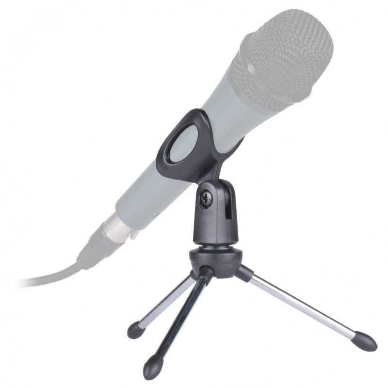 NN M6 biurkowy stojak statyw uchwyt do mikrofonu