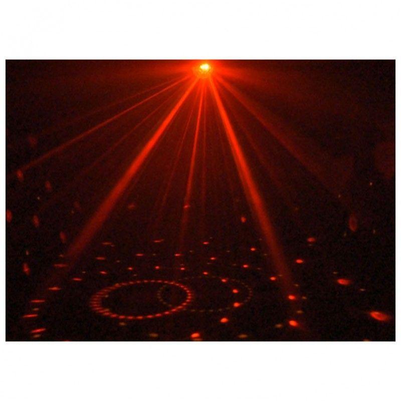 NN MAGICZNA KULA LED IR efekt dyskotekowy disco