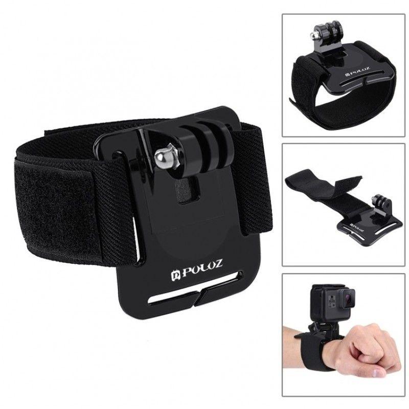 PULUZ PKT 29 akcesoria do kamer sportowych zestaw