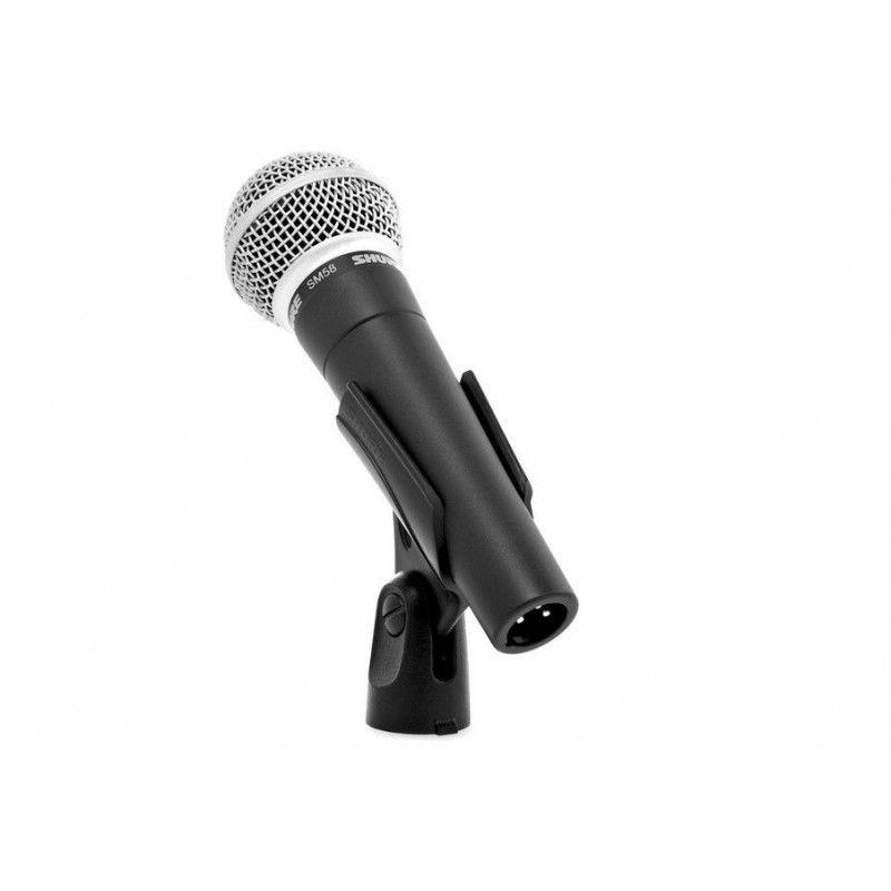 SHURE SM 58 LCE mikrofon dynamiczny bez włącznika