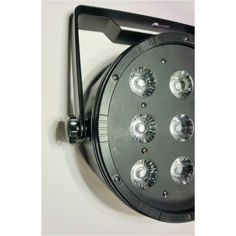 LIGHT4ME LED PAR 9x10 RGBW IR FLAT PAR Używany