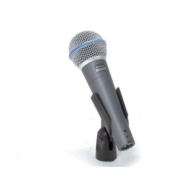 SHURE BETA 58A mikrofon dynamiczny wokalowy