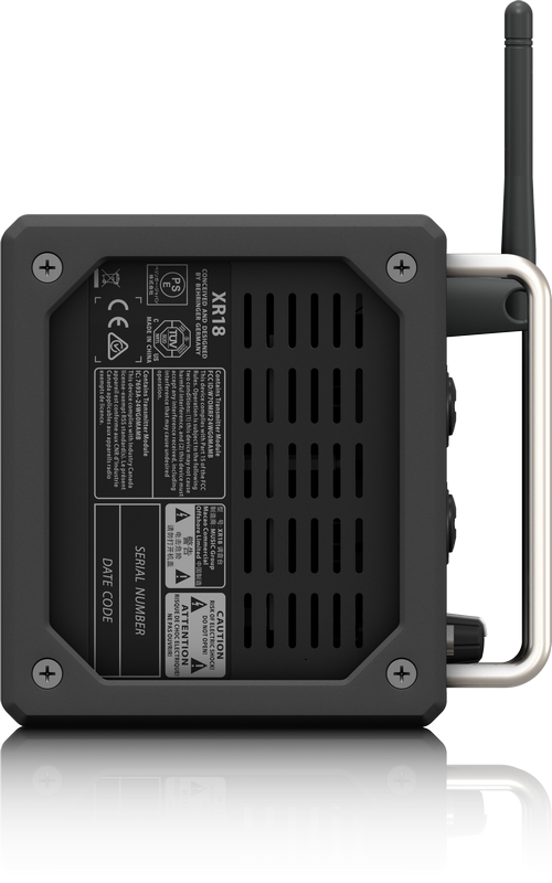 BEHRINGER XR 18 mikser cyfrowy 18 kanałów Wi-Fi