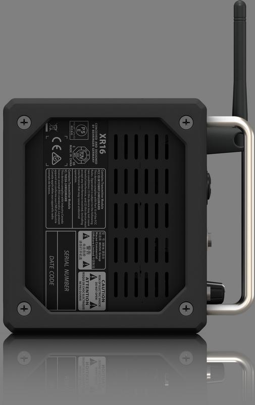 BEHRINGER XR 16 mikser cyfrowy 16 kanałów WiFi