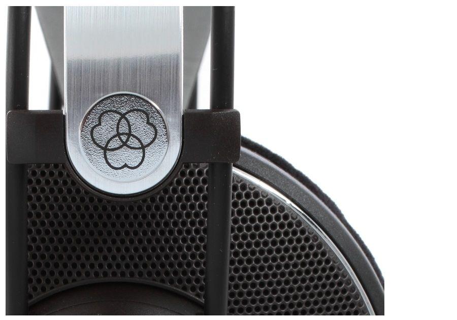 AKG K612 PRO słuchawki studyjne otwarte wokółuszne