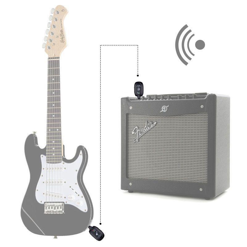 NN A8 system bezprzewodowy do gitary i basu