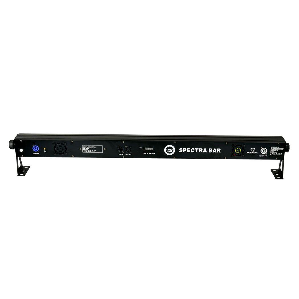 LIGHT4ME SPECTRA BAR 24x6W RGBWA-UV led pixel bar