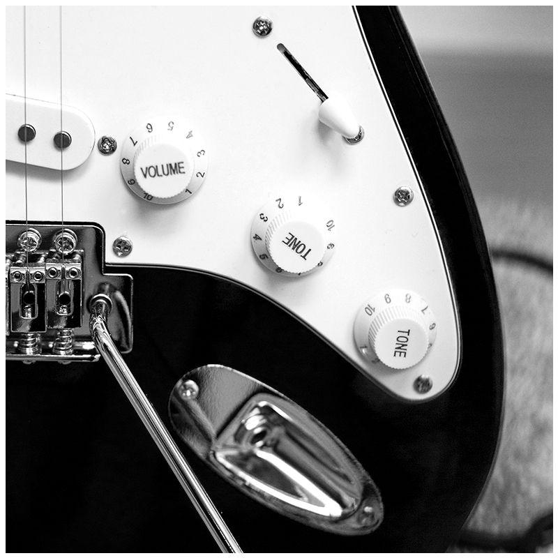 NN EG SET SB zestaw gitarowy, gitara elektryczna
