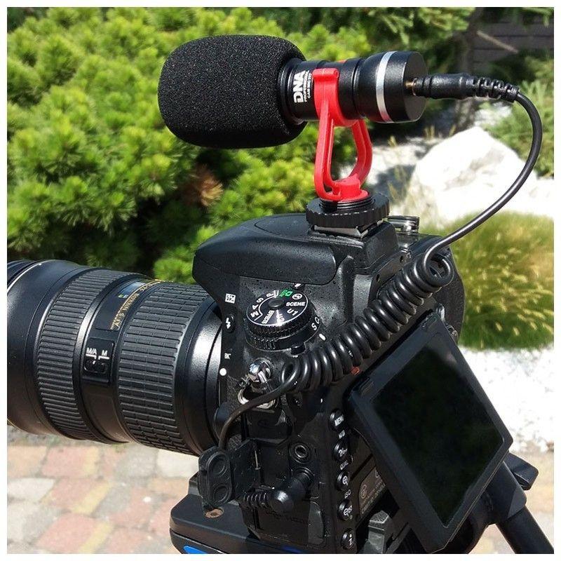 DNA CAM MIC 117 mikrofon kierunkowy do kamery