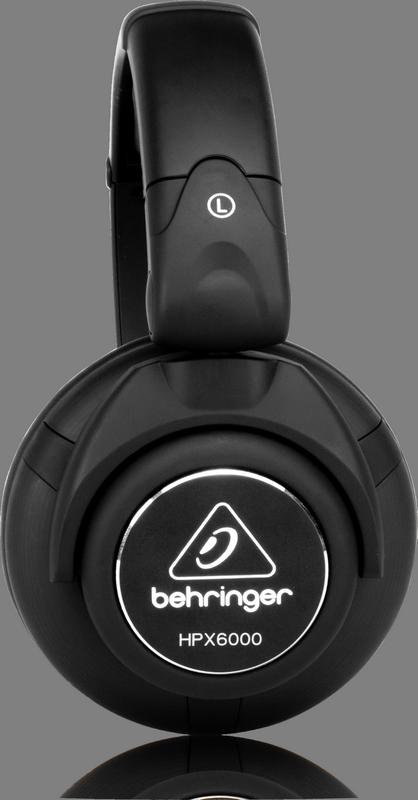BEHRINGER HPX 6000 słuchawki nauszne dla DJ