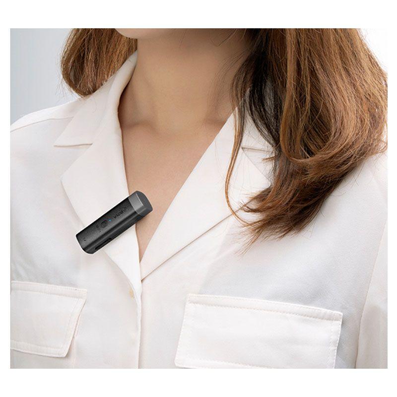 BOYA BY-WM3U bezprzewodowy system mikrofonowy