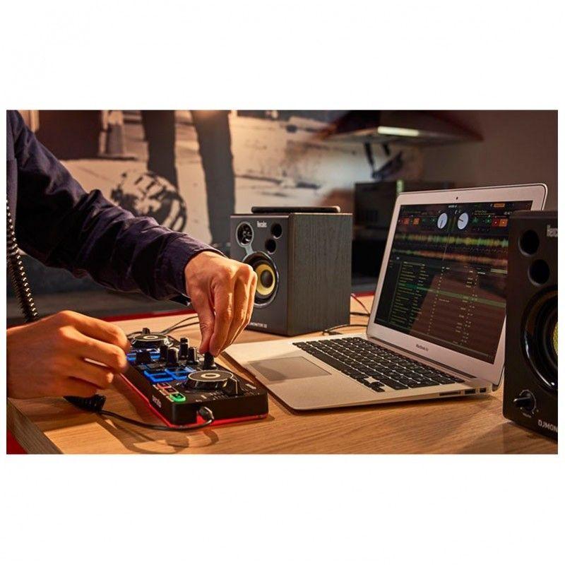 HERCULES DJ CONTROL STARLIGHT mobilny kontroler DJ