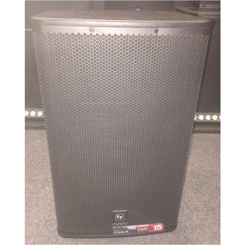 ELECTRO VOICE ELX 115 P kolumna aktywna POWYSTAWOW