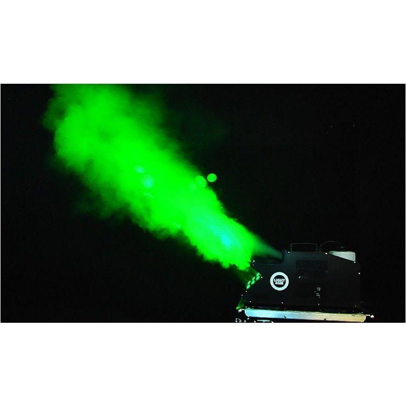 LIGHT4ME FOG BUBBLE LED wytwornica dymu baniek