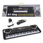 MQ 6106 KEYBOARD organy z mikrofonem dla dzieci