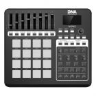 DNA M-PAD przenośny interfejs, kontroler MIDI USB