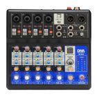 DNA MC06X - analogowy mikser audio z procesor DSP