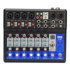 DNA MC08X mikser audio interfejs analogowy 8 kanałów