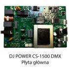 S. DJ POWER CS-1500 DMX WYTWORNICA DYMU PŁYTA GŁÓW