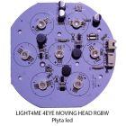 S. LIGHT4ME 4EYE MOVING HEAD RGBW PŁYTA LED
