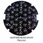 S. LIGHT4ME BEAM 36x3W PŁYTA LED