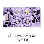 S. LIGHT4ME SEMAFOR PŁYTA LED